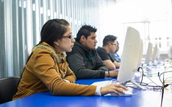 Bachillerato Tecnológico en Informática