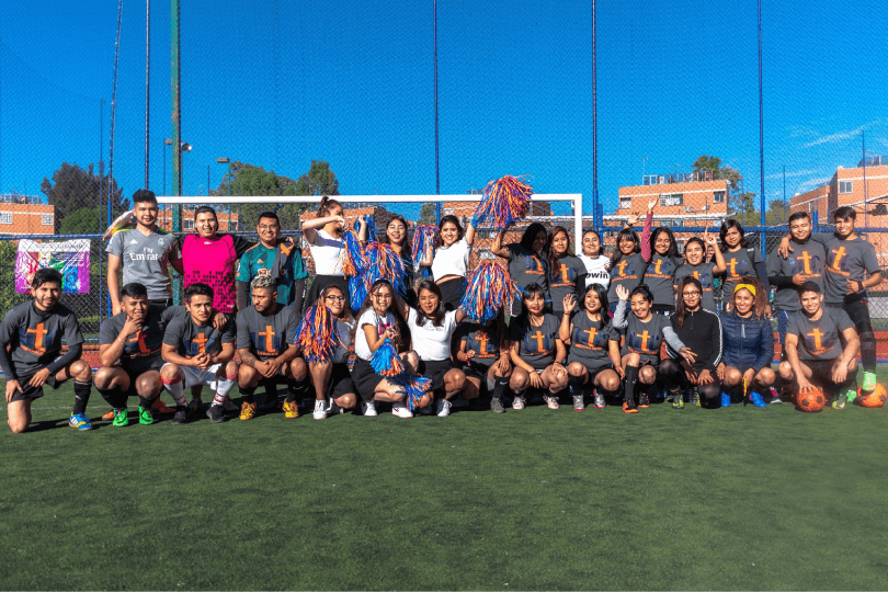 Celebramos el primer torneo de futbol soccer inter-UTC-7 2020