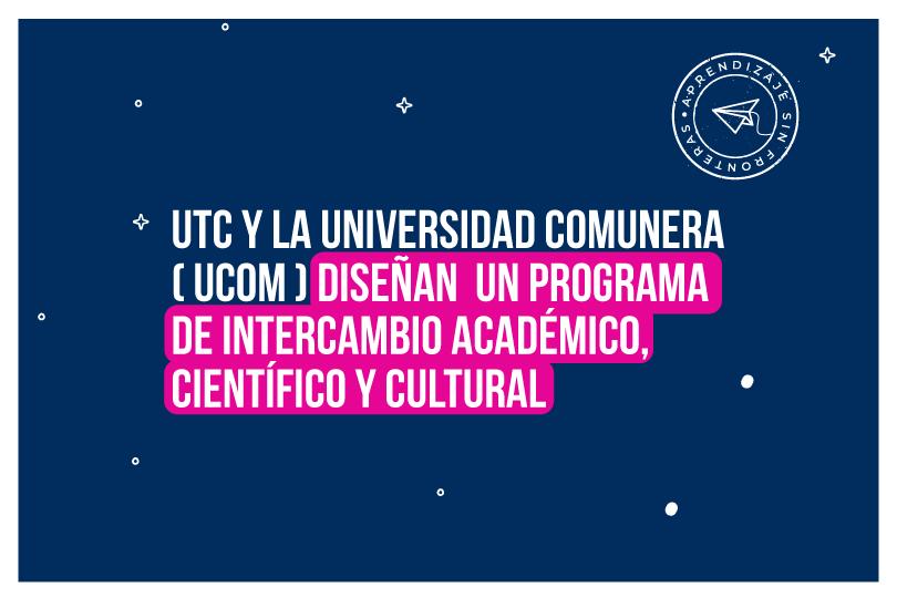 La Universidad Tres Culturas y la UCOM diseñan un programa conjunto de intercambio académico, científico y cultural