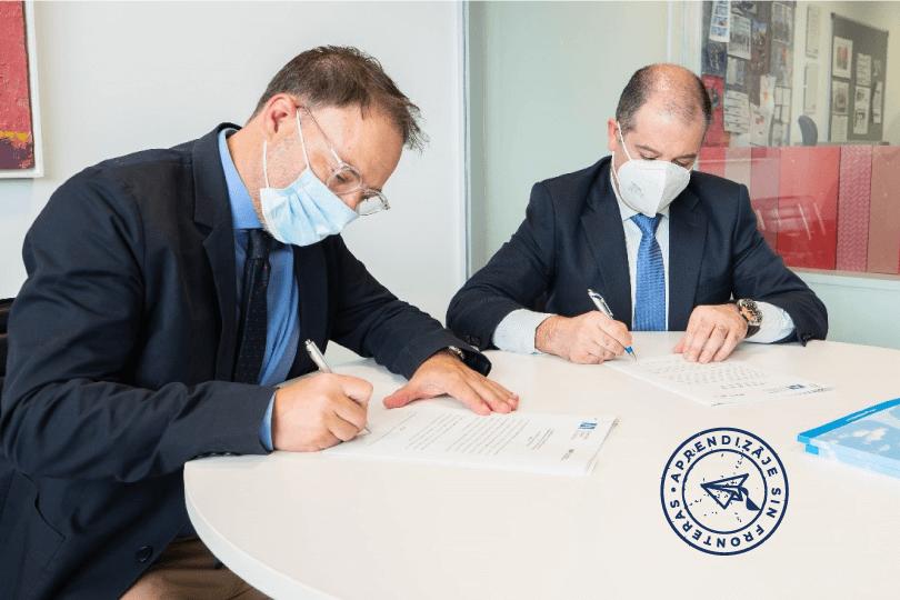 UTC y La Universidad Europea del Atlántico firman acuerdo para ofrecer a sus alumnos experiencias internacionales que transformen su futuro.